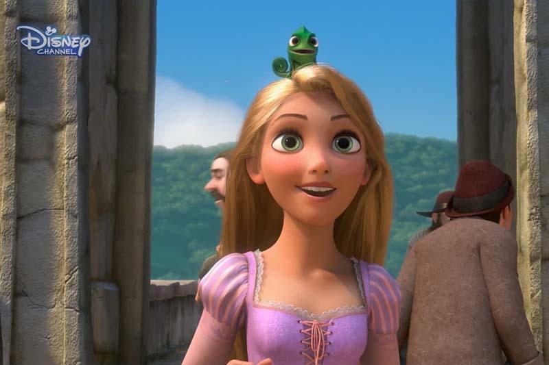 Η Ραπουνζέλ της Disney στο Πάρκο Σταύρος Νιάρχος
