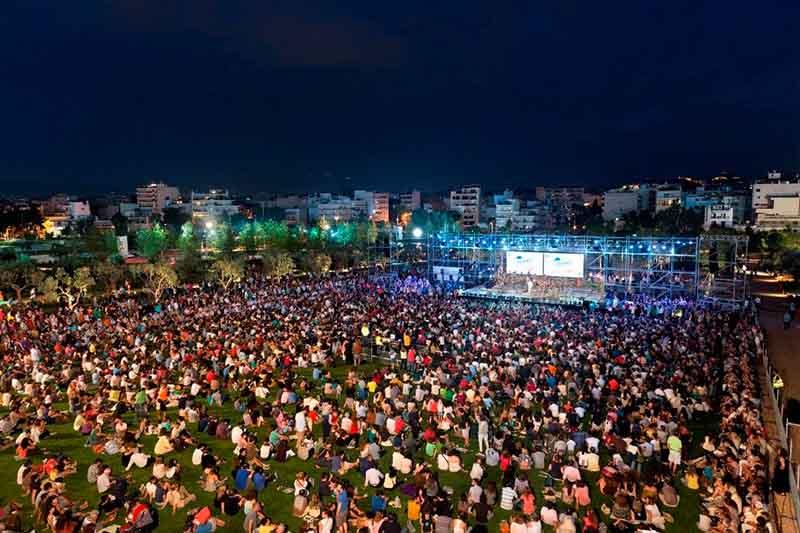 Δύο βραδιές γεμάτες μουσική αυτό το ΣΚ στο Πάρκο Σταύρος Νιάρχος