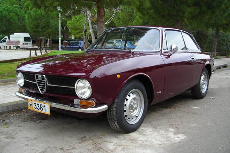 Πρόστιμο 1.500 ευρώ σε όσους κυκλοφορούν με ιστορικό αυτοκίνητο