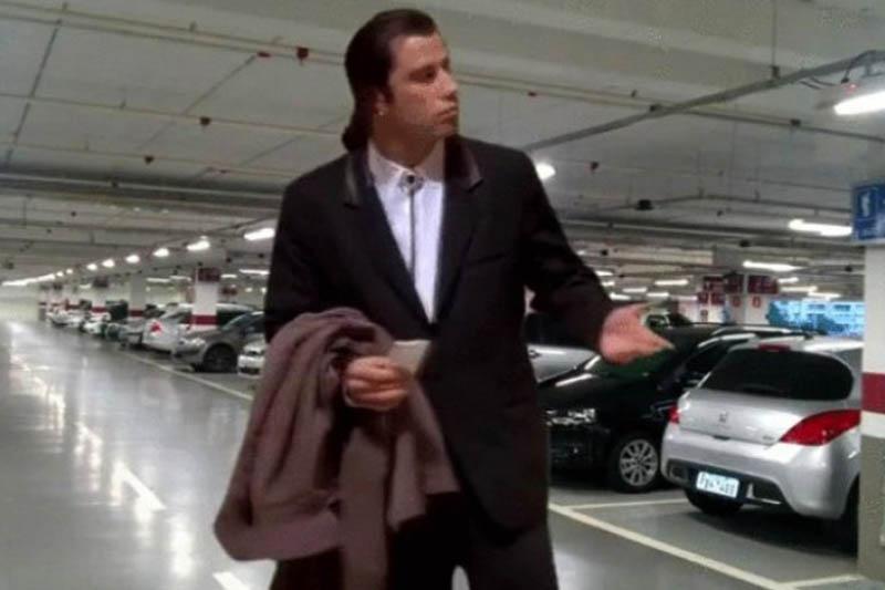 Ένας άνδρας ξέχασε που είχε παρκάρει και βρήκε το αμάξι του 20 χρόνια μετά!