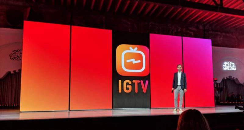 Tο YouTube βρήκε πλέον αντίπαλο και είναι το IGTV του instagram!