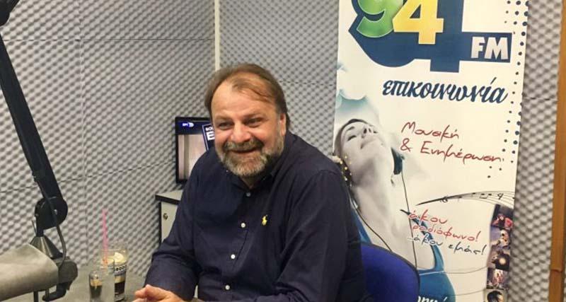 Λάζαρος Λασκαρίδης: «Θέλω να εκλεγώ Δήμαρχος για να αλλάξουμε την Καλλιθέα»