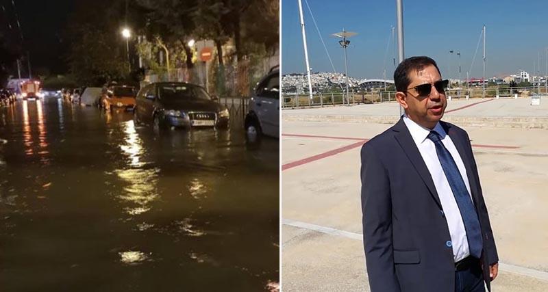 Αντιπεριφερειάρχης: «Αποζημιώνονται οι επαγγελματίες σε Μοσχάτο – Ταύρο και Καλλιθέα που έπαθαν ζημιές από τις πλημμύρες»