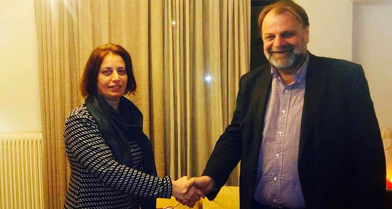 Με τον συνδυασμό του Λάζαρου Λασκαρίδη, υποψήφια η Γεωργία Σαγιόγλου