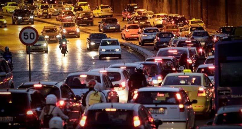 Νέα παράταση στην πληρωμή των τελών κυκλοφορίας