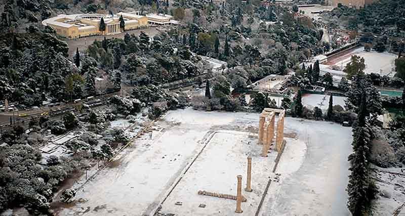 «Τηλέμαχος»: Στα λευκά πολλές περιοχές της Αθήνας – Πού υπάρχουν προβλήματα