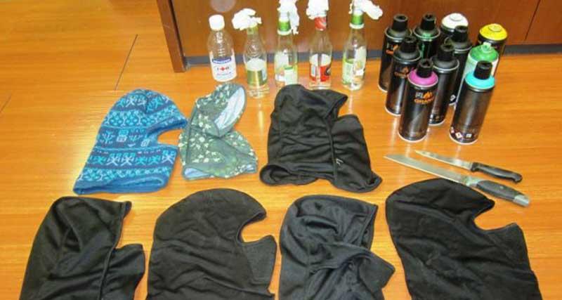 Συνελήφθησαν στην Καλλιθέα 16χρονοι ξένοι χούλιγκανς – Eτοίμαζαν ντου σε σύνδεσμο