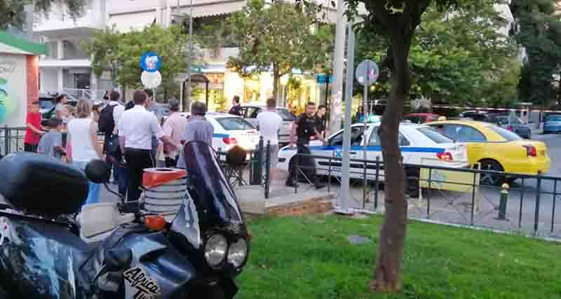 Χαμός στο Μοσχάτο με Ρομά… άμεση η επέμβαση της αστυνομίας