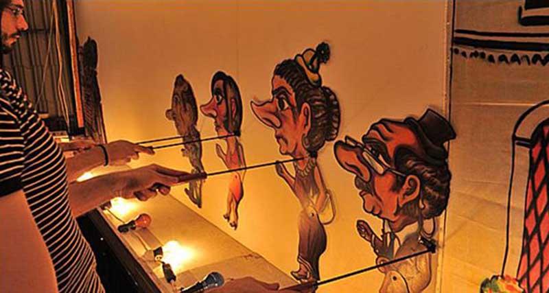 Νέες Παραστάσεις – Θέατρο Σκιών: Ο Καραγκιόζης στον Θόλο του ΚΠΙΣΝ