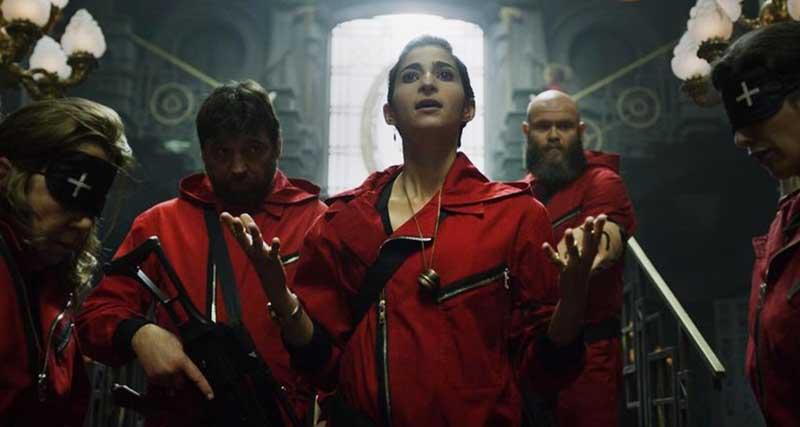 Το La Casa De Papel 3 διέλυσε τα ρεκόρ τηλεθέασης του Netflix παγκοσμίως
