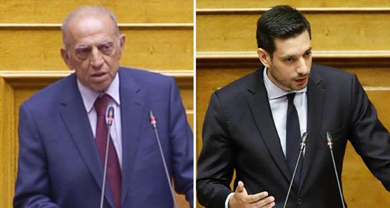 Χατζηδάκης-Κυρανάκης: Οι βουλευτές των Νοτίων δεν κρύφτηκαν πίσω από την ασυλία τους
