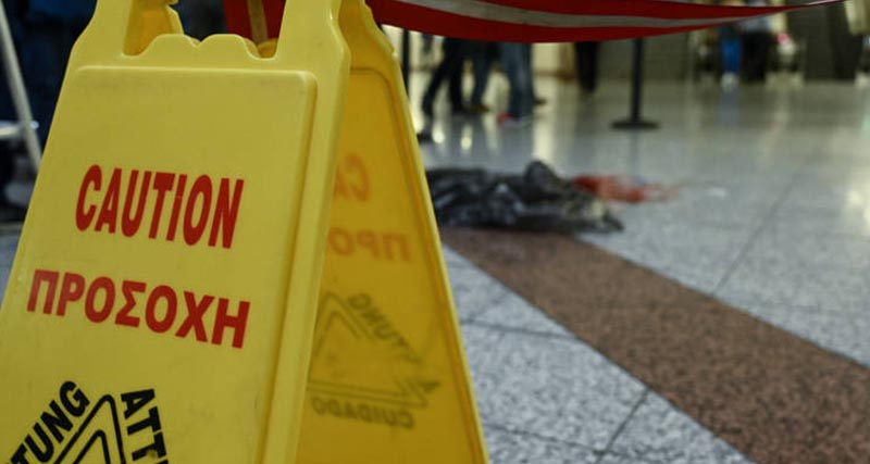 Νεκρός ο άντρας που μαχαιρώθηκε στον σταθμό του ΗΣΑΠ στο Μοναστηράκι
