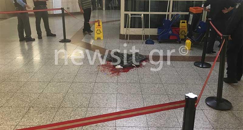 Μοναστηράκι: Άνδρας βρέθηκε μαχαιρωμένος στον σταθμό