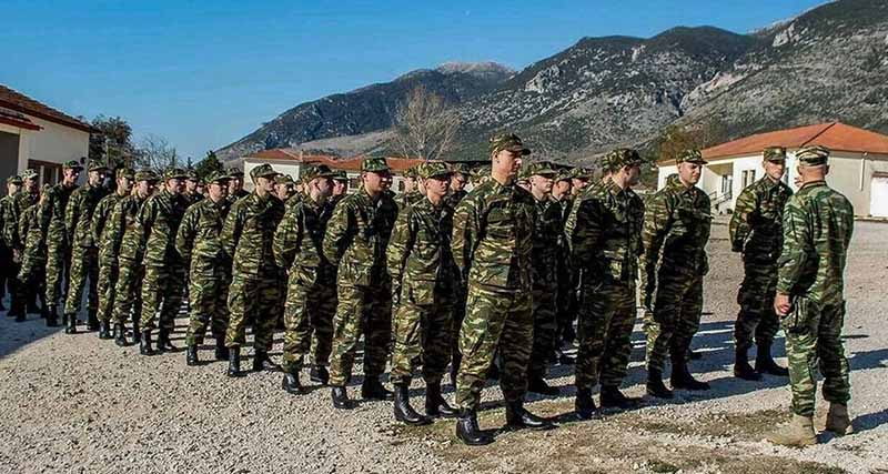 Στρατιωτική θητεία: Ανατροπή και… αλλαγές από τον Ιανουάριο!