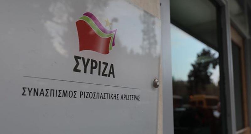 Επίθεση στα γραφεία του ΣΥΡΙΖΑ στην Καλλιθέα
