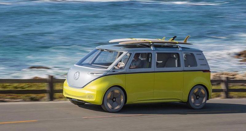 """Η Volkswagen θέλει να κάνει τη Θάσο ένα """"έξυπνο νησί"""""""